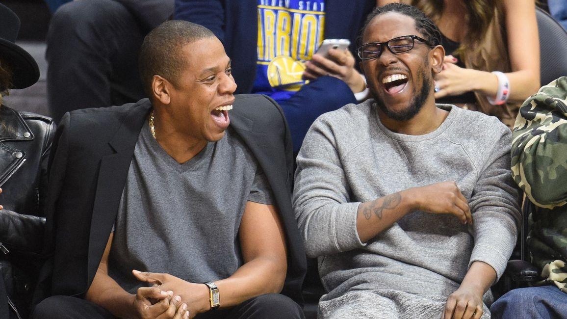 Jay Z Kendrick Lamar