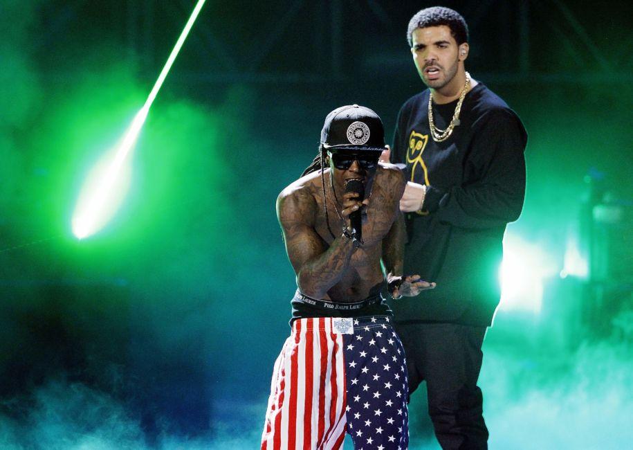 Lil Wayne e Drake