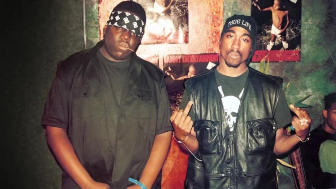 Tupac biggie notorious big