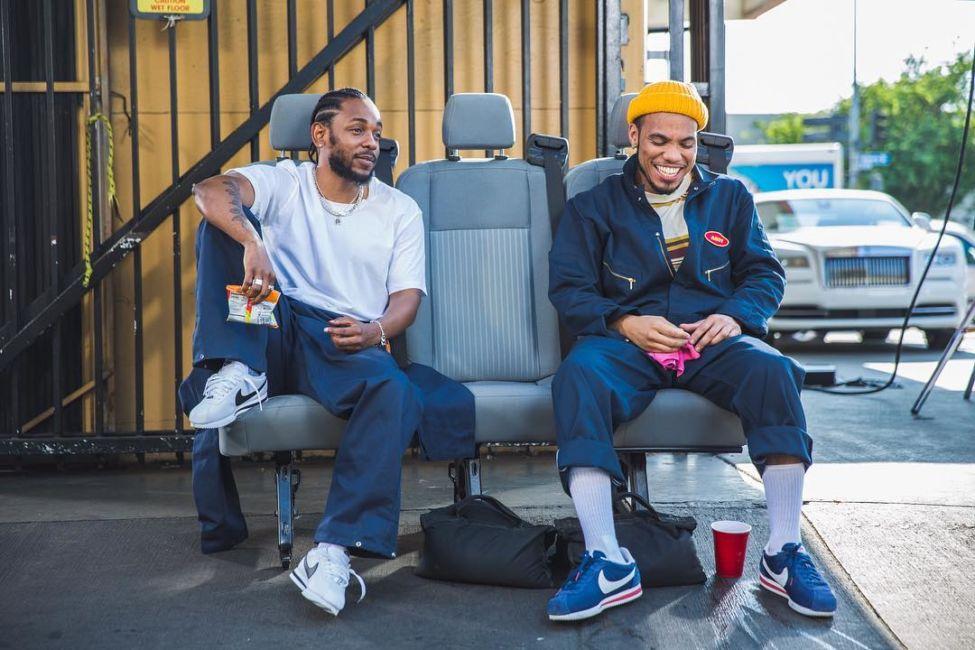 Tints Anderson Paak Kendrick Lamar