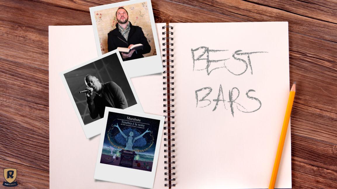 Best Bars Le Migliori Barre In Tenebra è La Notte Di Murubutu