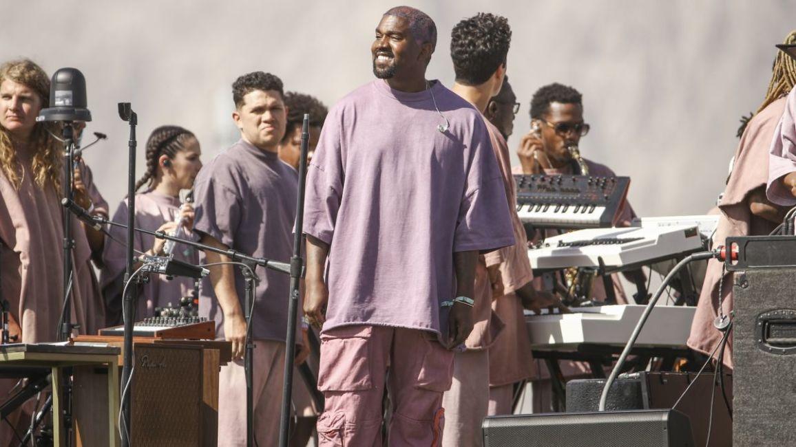 Kanye West Coachella 2019