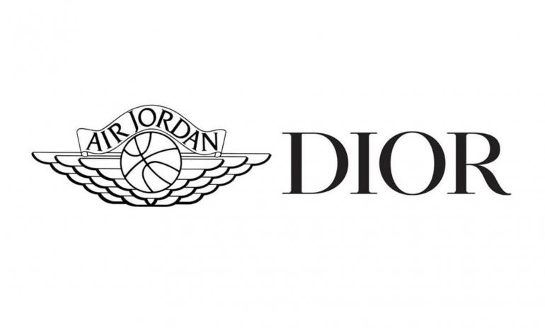 Jordan x Dior collezione