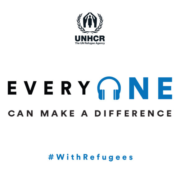 UNHCR Spotify