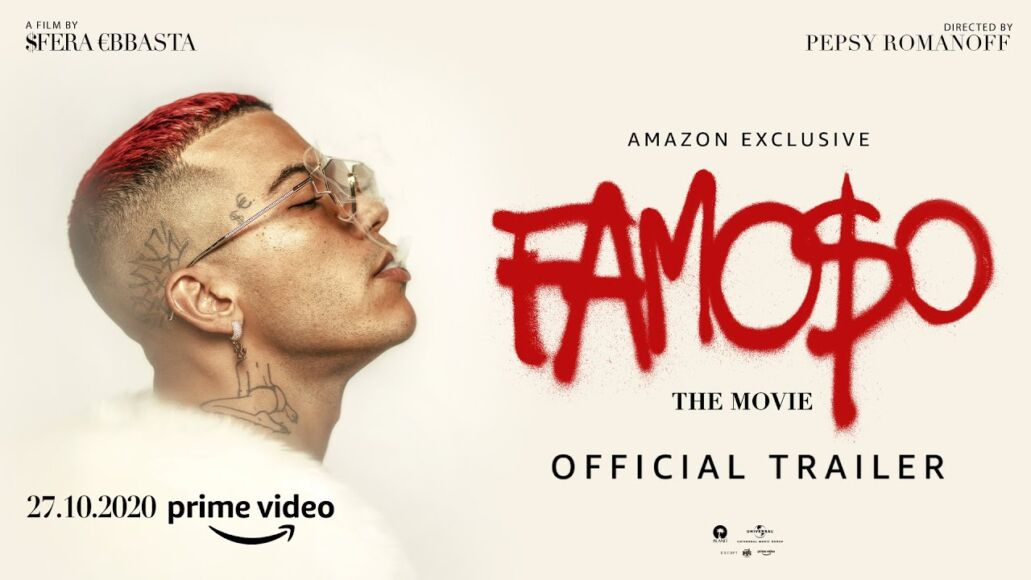 Famoso - The Movie Sfera Ebbasta
