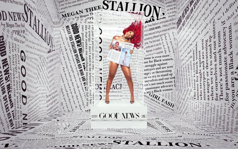 Megan Thee Stallion Good News recensione