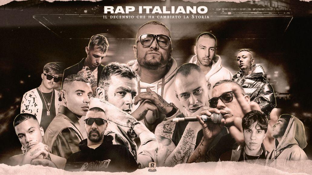 2010-2019 decade Rap italiano
