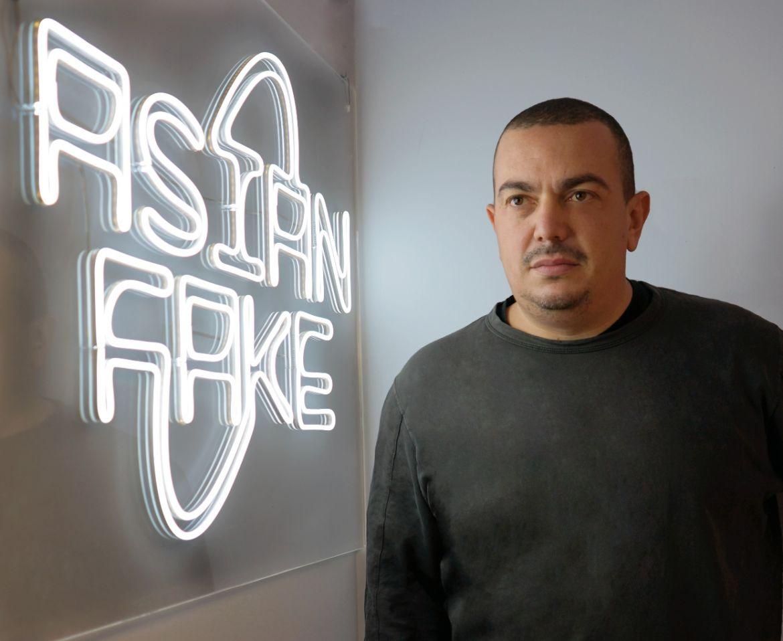 Yuri Ferioli (Co-founder Asian Fake)