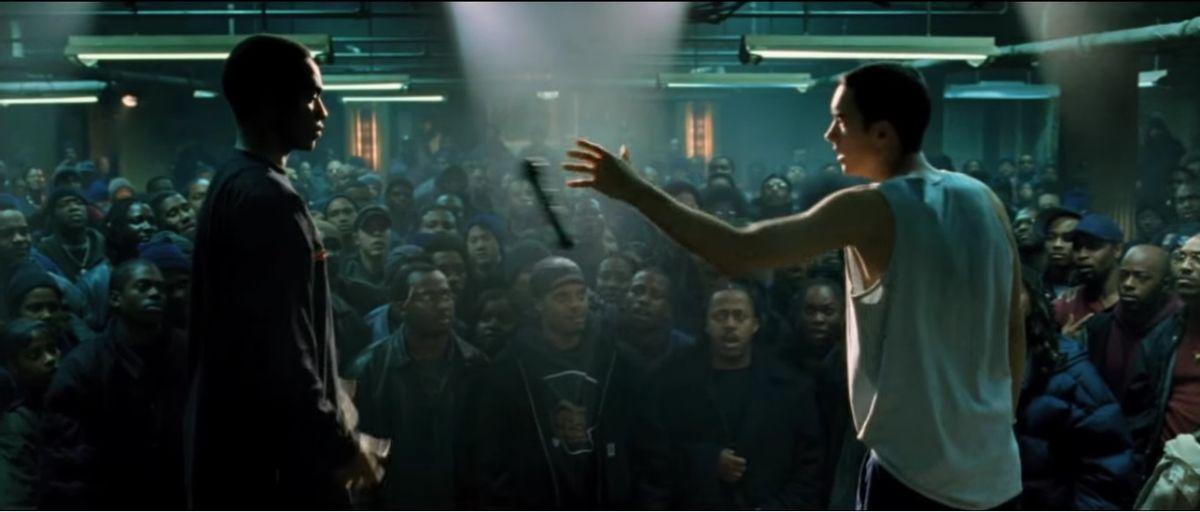 cos'è freestyle rap